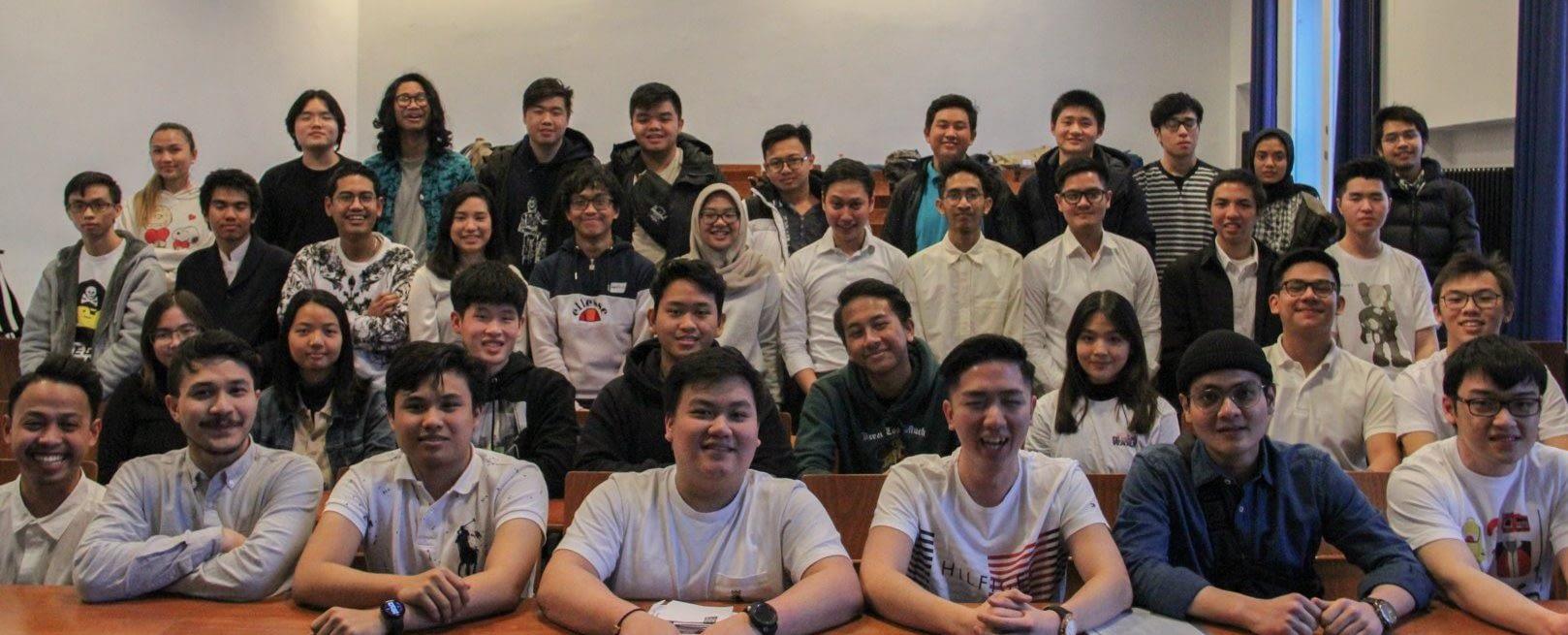 Foto bersama peserta TO ANP
